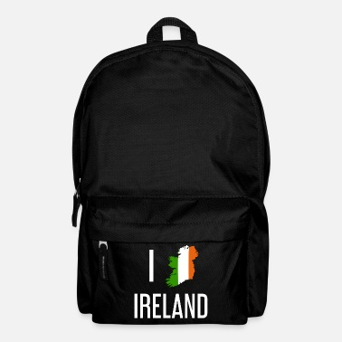 Love I love Ireland - Backpack