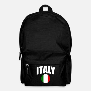 Italy Italy Italy gift - Backpack