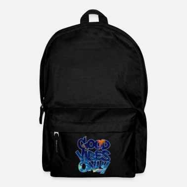 Graffiti VIBES ONLY graffiti - Backpack