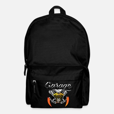 Garage garage - Backpack