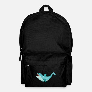 Mammal Dolphin mammal - Backpack