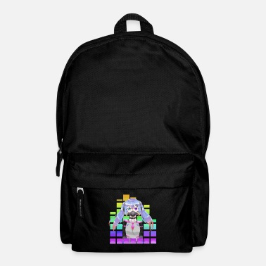 Punk Girl Cyber punk girl - Backpack
