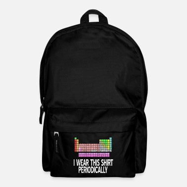 Periodic Table Periodic table - Backpack