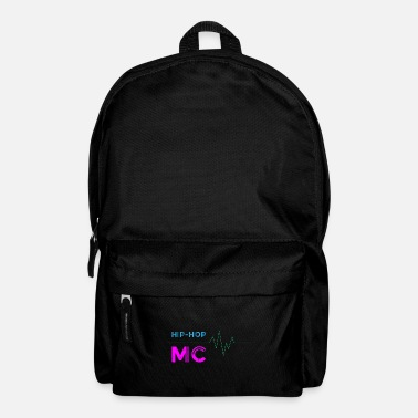 Mc MC bboy freestyler gift - Backpack