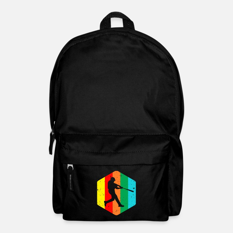 Catcher Bags & Backpacks - baseball - Backpack black