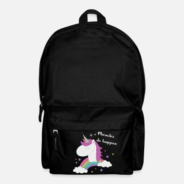 Unicorn Miracles do happen - Rucksack