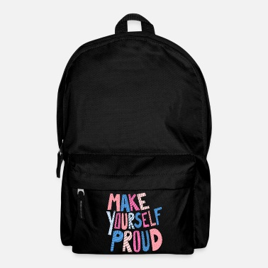 Proud Proud - Backpack