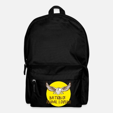 Animal Love love animals! - Backpack