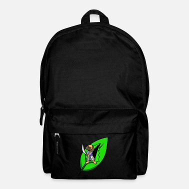Climate Climate rebel eco climate change nature conservation climate - Backpack