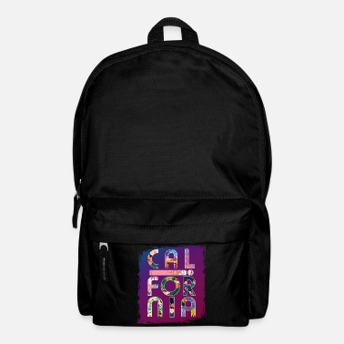 Angel California Colorful Paradise - Backpack