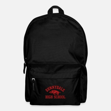Sunnydale High School logo merch - Backpack