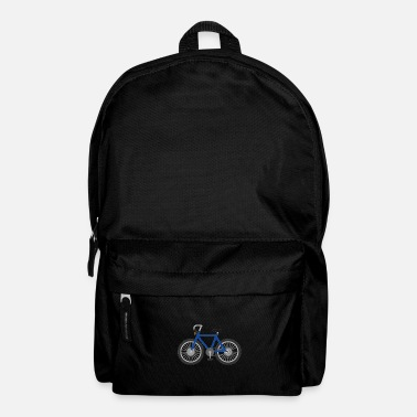 Bicycle Bicycle Bicycle Design - Backpack