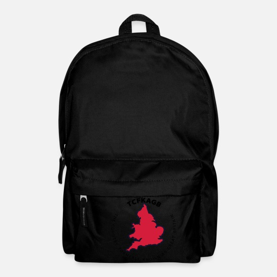 Vote Bags & Backpacks - New England 3C - Backpack black