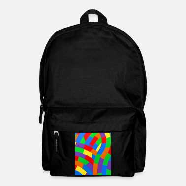 Abstract Abstract - Backpack