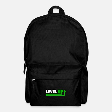 Nerd Level up - Gaming - Rucksack