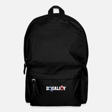 Equalizer Equality - Backpack