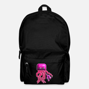 Bad bad pinkfish - Backpack