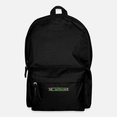 Different Be Different - Backpack