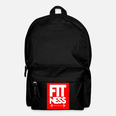 Fitness Fitness fitness - Backpack