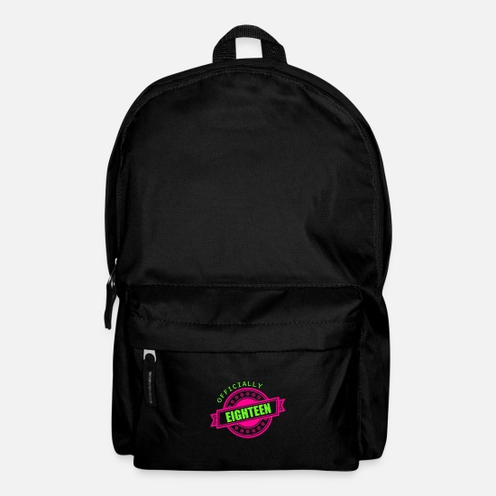 Birthday Bags & Backpacks - Birthday - Backpack black
