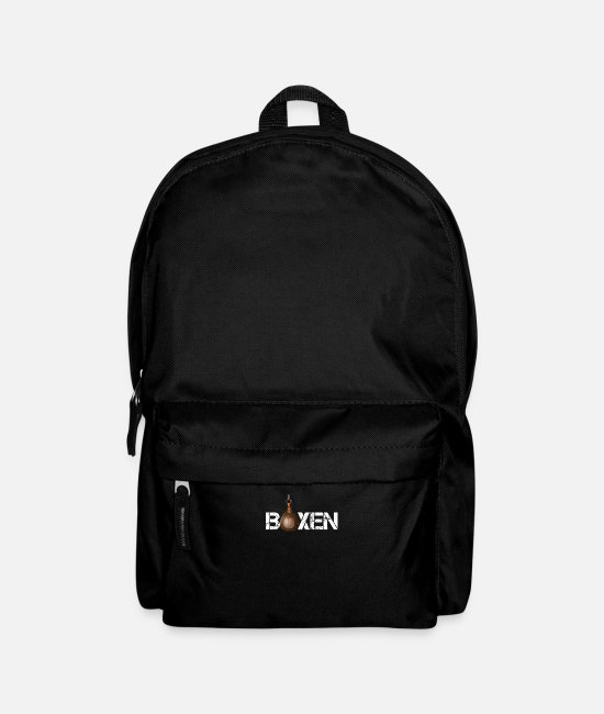 Fighter Bags & Backpacks - boxing - Backpack black