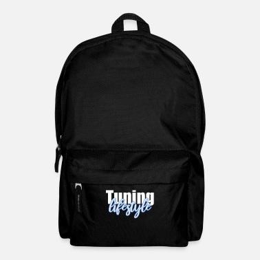 Tuning Tuning lifestyle - Backpack