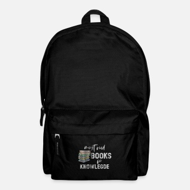 Education Culture Reading education - Backpack