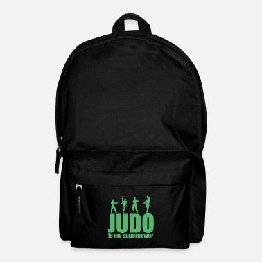 Judo Judo Judo Judo Judo - Backpack