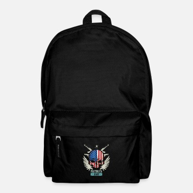 Patriot Patriots USA Patriots Day - Backpack