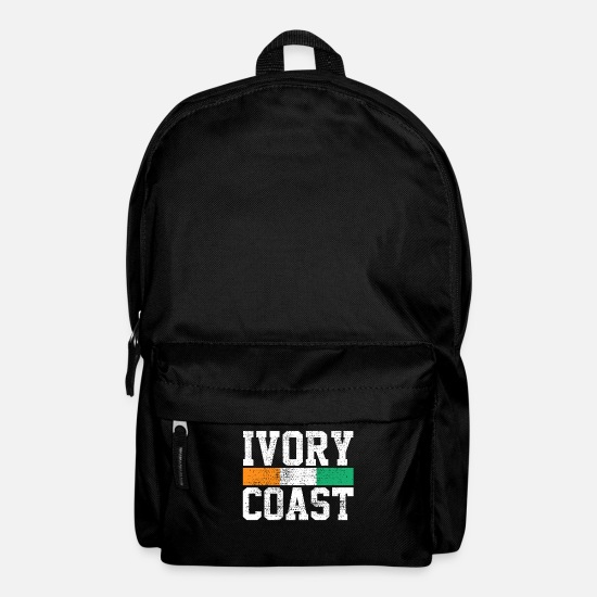 Memory Bags & Backpacks - Ivory Coast - Backpack black