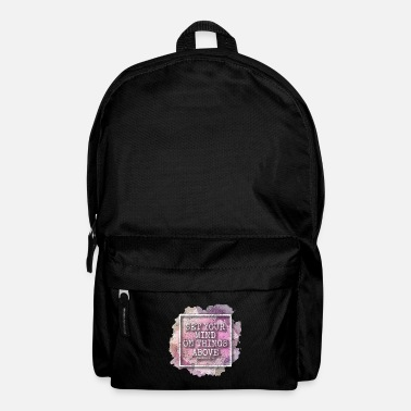 God Sunday Church God Lord Gift - Backpack