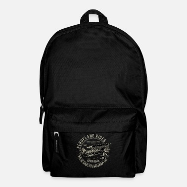 Aeroplane Aeroplane Rides Flying Circus - Backpack