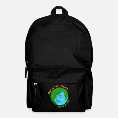 Global Climate change environmental protection Mother's Day gift - Backpack