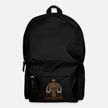 Primal Mammoth Ice Age Primal Gift - Backpack