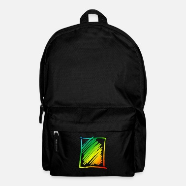 Painting To paint - Backpack
