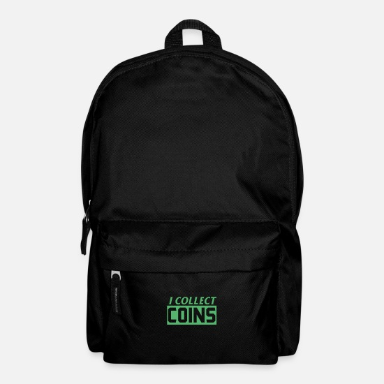 Collection Bags & Backpacks - Collector Collector Collector Collector - Backpack black