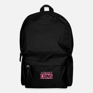 Collection Collect collector Collectible store collection - Backpack
