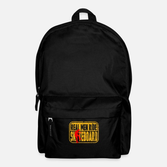 Gift Idea Bags & Backpacks - Skater - Backpack black
