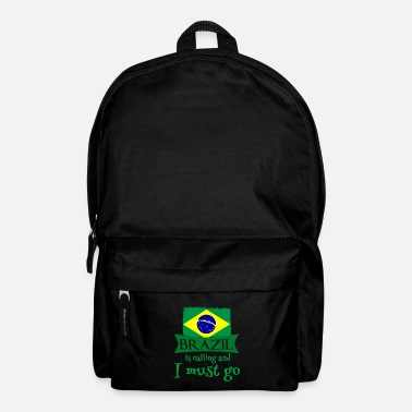 Brazil trip - Backpack