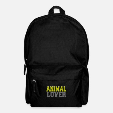 Animal Lover Animal lover - Animal lover - Backpack