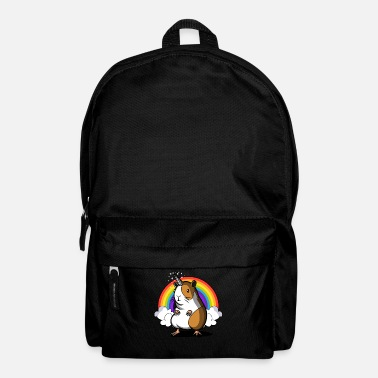 Cavy Guinea Pig Unicorn Magical Cavy Pet - Backpack