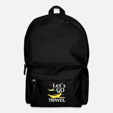 Recreational recreational pilot - Backpack