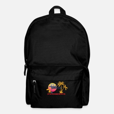 Beach Volleyball Beach volleyball beach volleyball player - Backpack