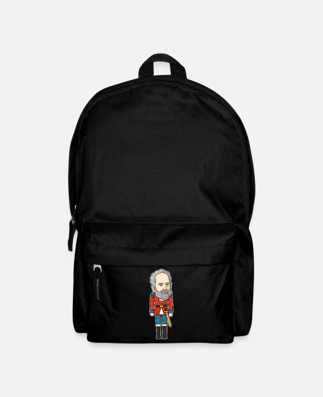 Composer Bags & Backpacks - Pyotr Tchaikovsky - Backpack black