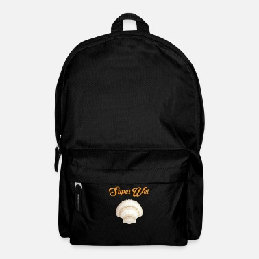 Wet Super wet shell super wet clam - Backpack
