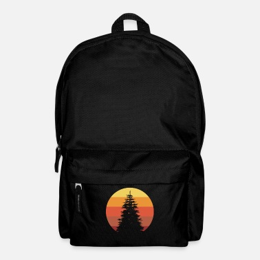 Pine pine tree - Backpack