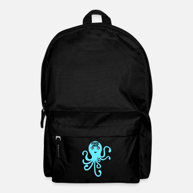 Octopus Octopus octopus - Backpack