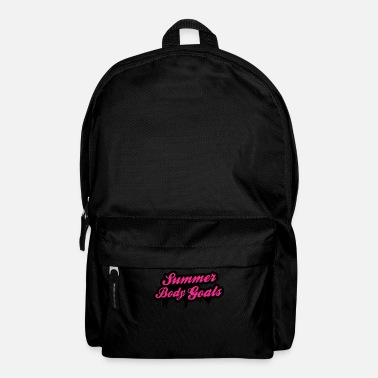 Body Target Body Summer Body - Backpack