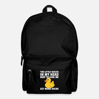 Rubber duck rubber duck rubber duck - Backpack