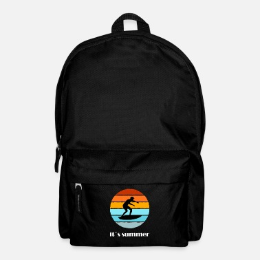 Portugal Surfing, surfing, surfboard, windsurfing - Backpack
